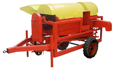 Multi Crop Thresher (Tractor Driven)
